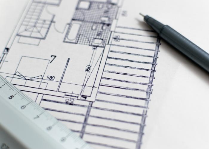 criando projeto de construção
