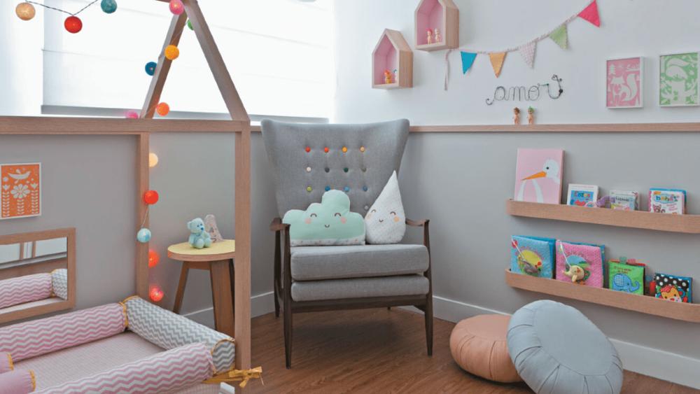 Dicas de como decorar o quarto das crianças com imaginação