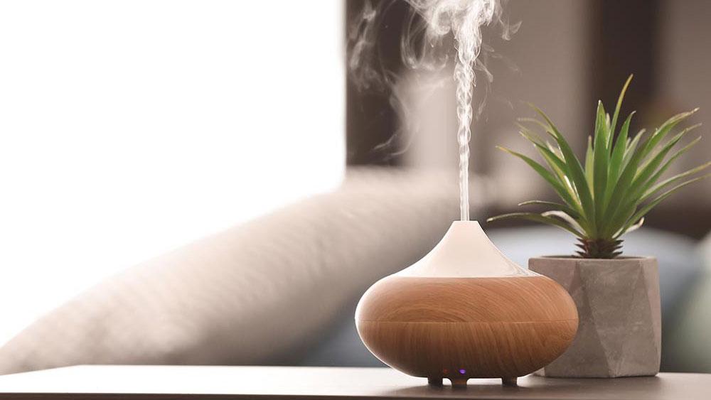 Difusor de aromas para decorar